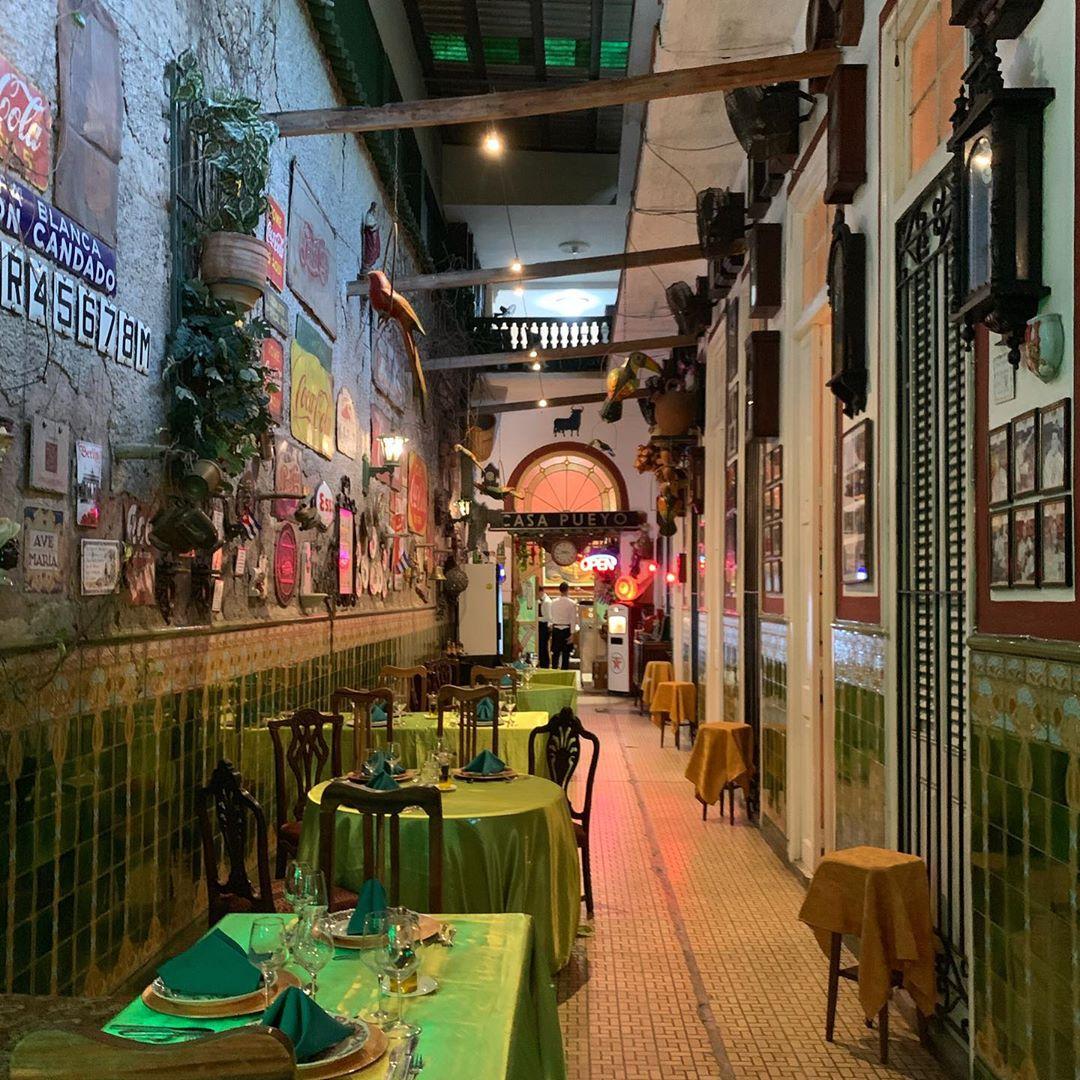 nhà hàng San Cristobal Paladar, Havana