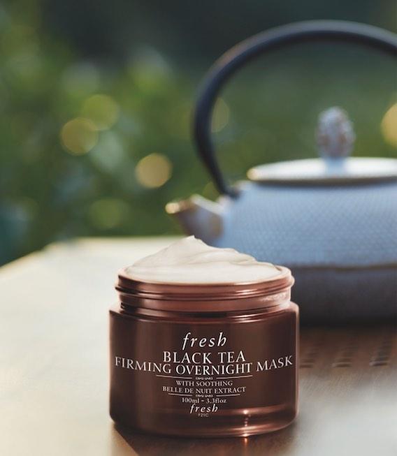 mặt nạ rửa Fresh Black Tea Firming Overnight Mask
