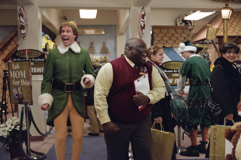 Phim Giáng Sinh yêu tinh