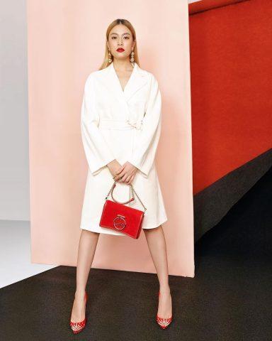Hóa Fashion-Queen cho mùa giáng sinh này