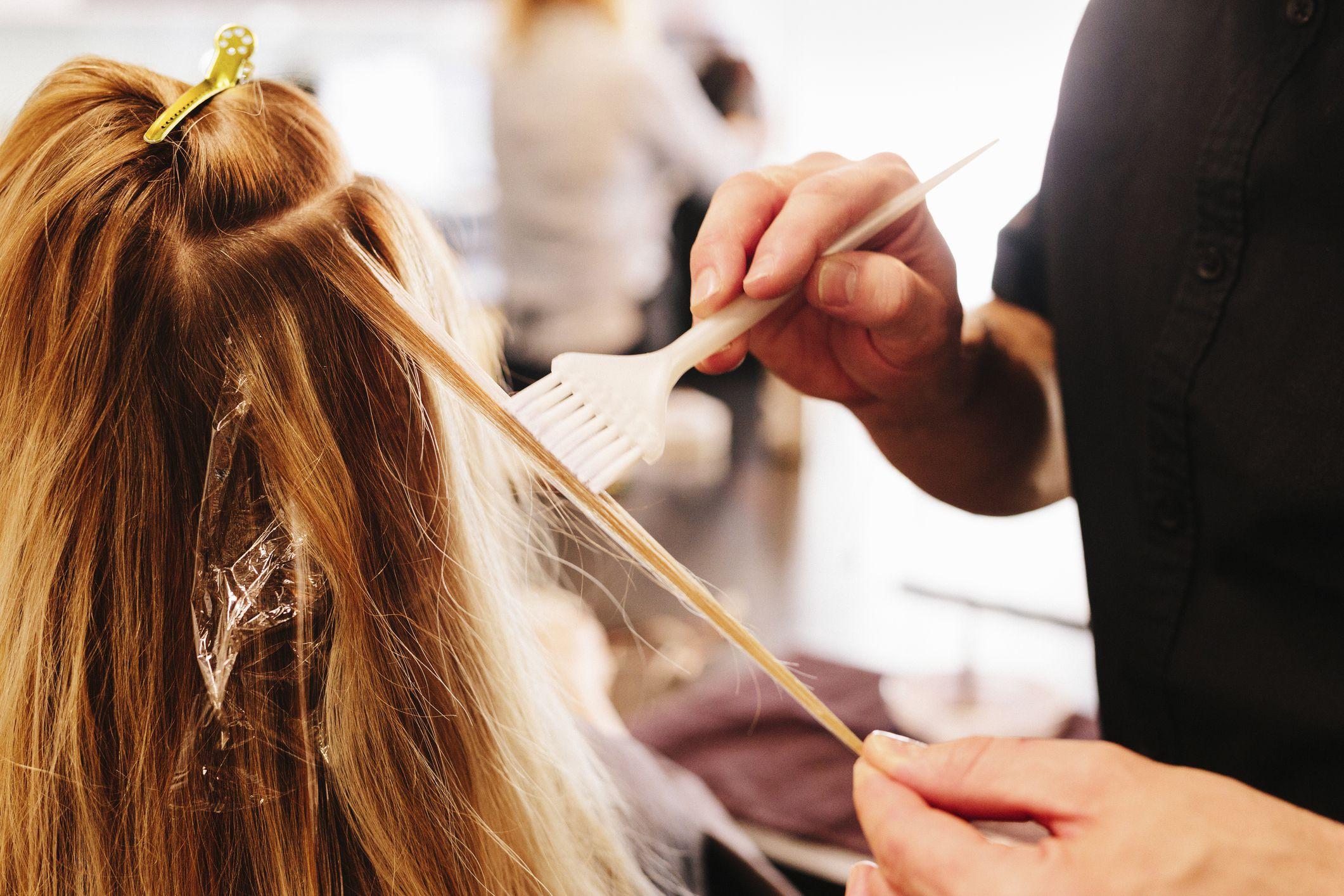 cách Nhuộm tóc tự nhiên