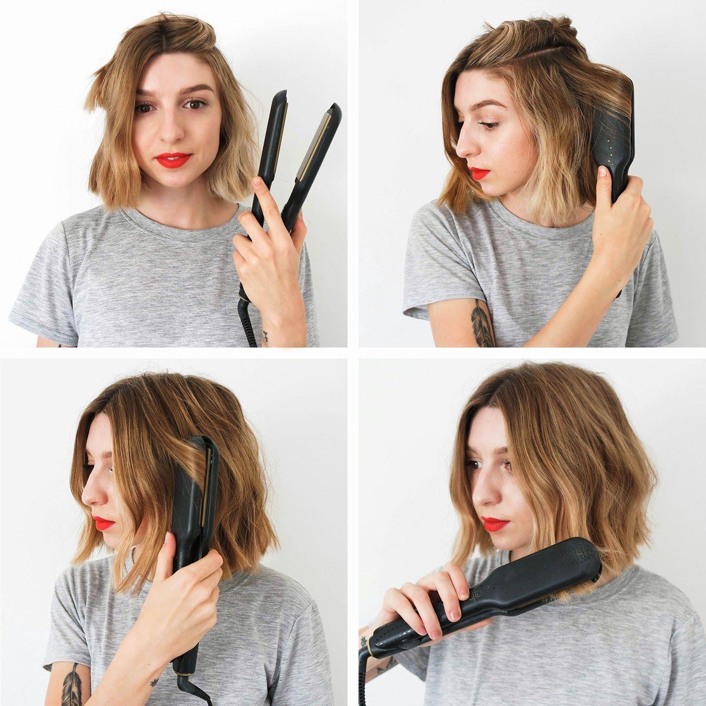 cách giữ nếp tóc uốn lâu