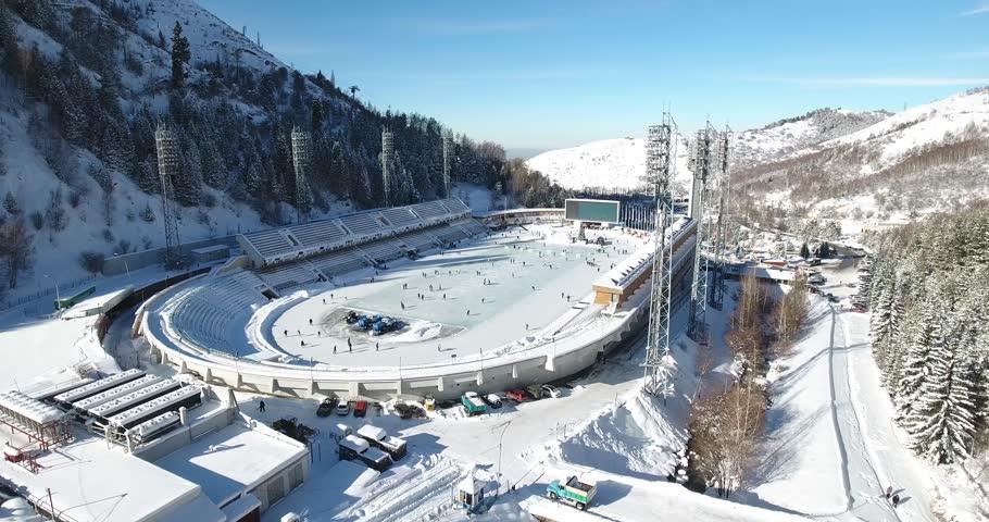 Kết quả hình ảnh cho Almaty, Kazakhstan snow