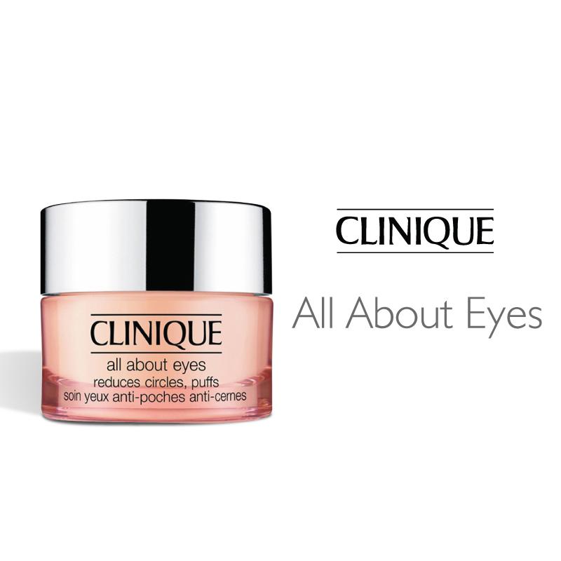 Kết quả hình ảnh cho Clinique All About Eyes