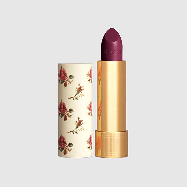 Son Màu Trầm Gucci Beauty Rouge à Lèvres Voile Lipstick màu 603 Marina Violet