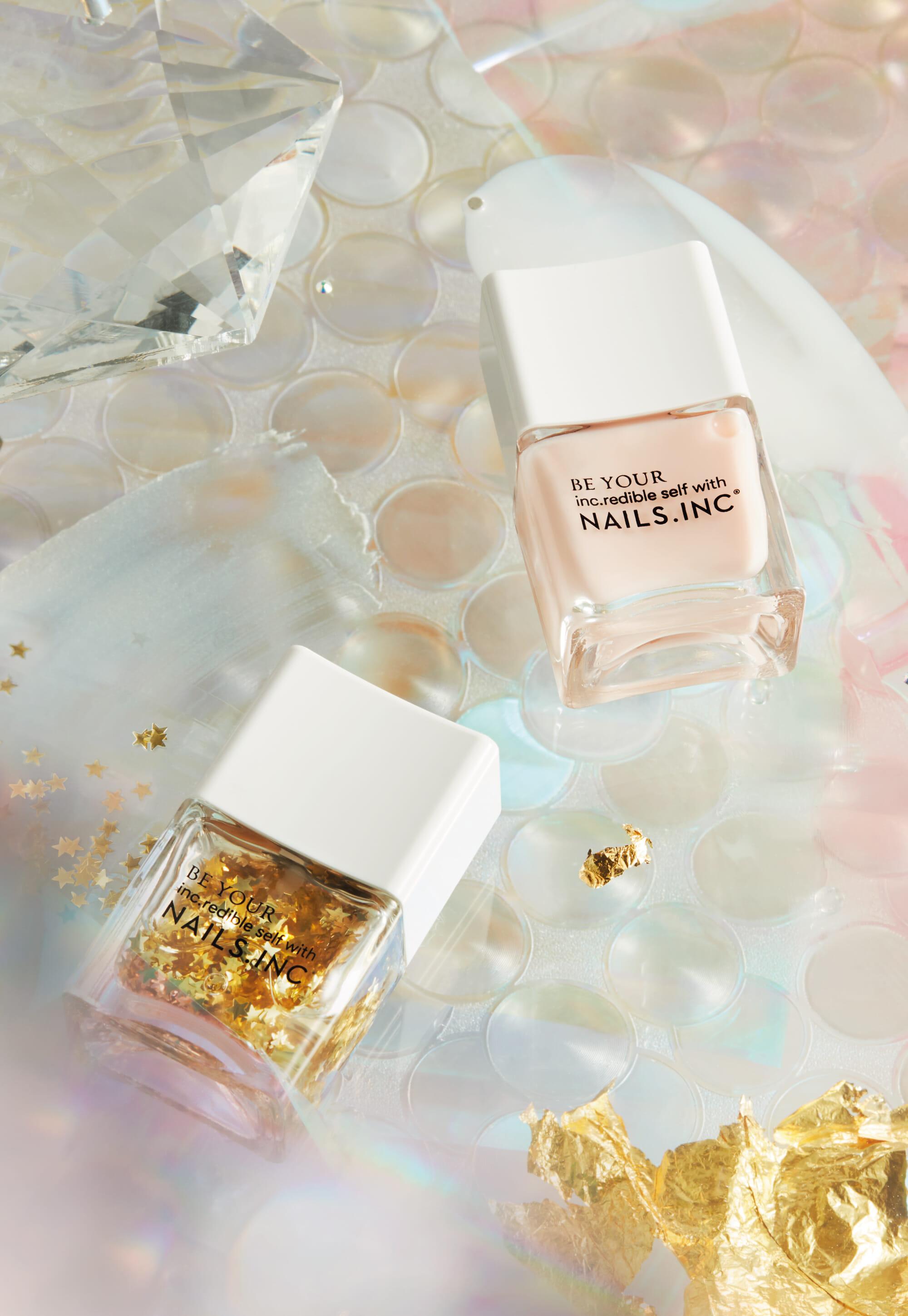 Kết quả hình ảnh cho Nails Inc. Sending Nudes Nail Polish in So Nude