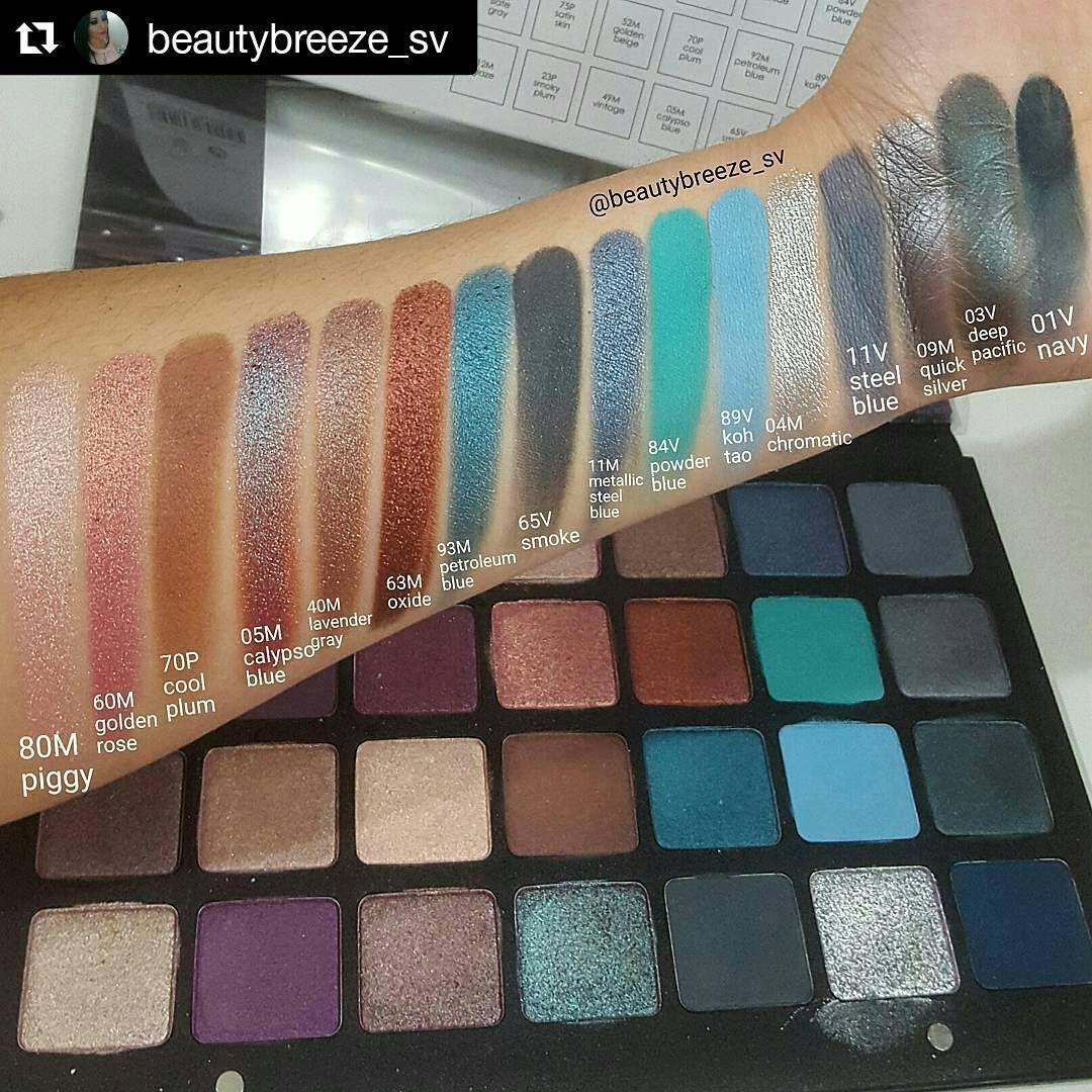 Kết quả hình ảnh cho Natasha Denona Matte Eyeshadow in Steel Blue