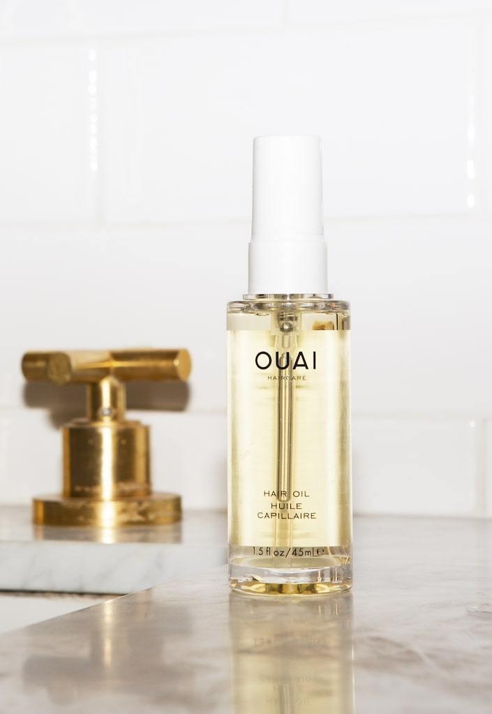 Kết quả hình ảnh cho Ouai Hair Oil Huile Capillaire