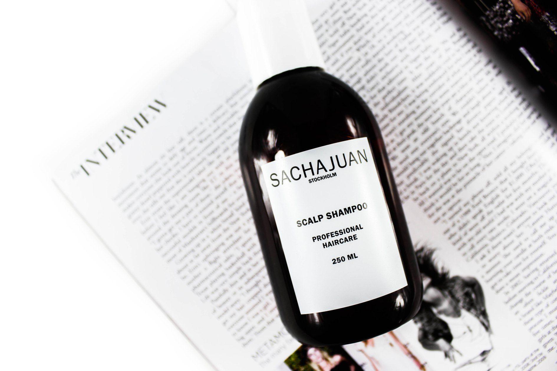 Kết quả hình ảnh cho Sachajuan Scalp Shampoo