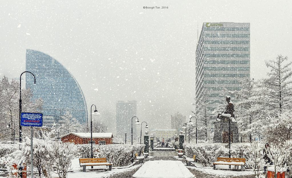 Kết quả hình ảnh cho Ulaanbaatar, Mongolia snow