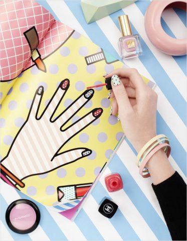 10 ý tưởng vẽ móng tay cực trend dịp xuân 2021