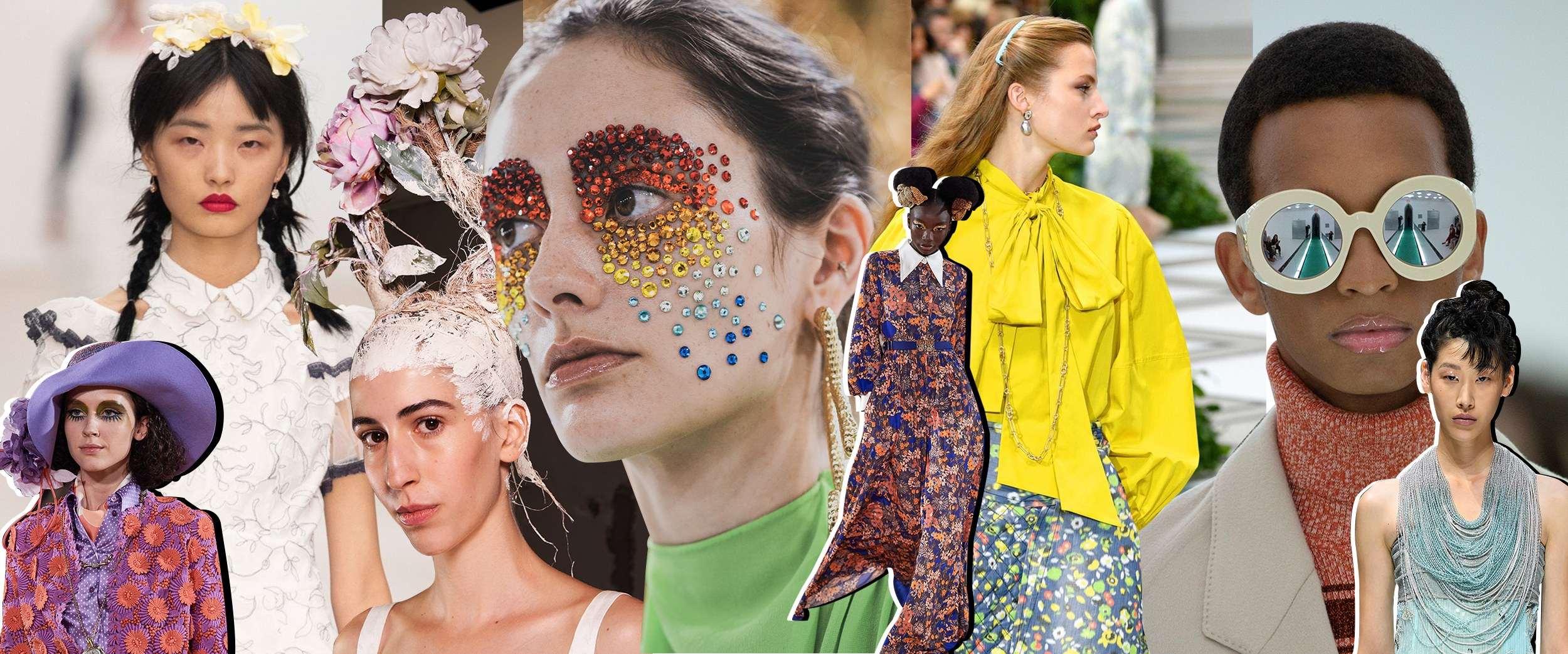 The Top 7 Beauty Trends From the Spring 2020 Runways
