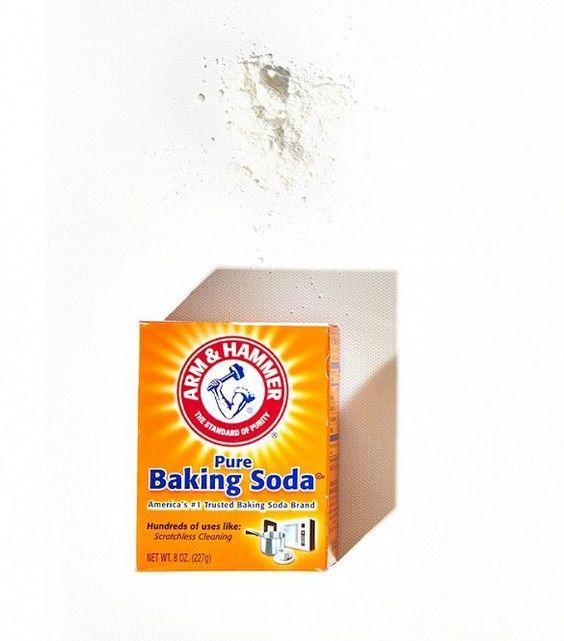 baking soda #BakingSodaShampoo