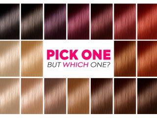 Cách đọc bảng màu nhuộm tóc đơn giản & Bảng màu tóc nâu  HOT nhất 2021