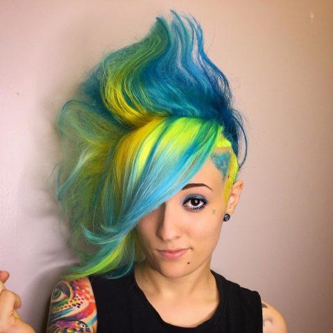 5 Ý tưởng làm tóc cực đỉnh cho Halloween nàng không thể bỏ qua