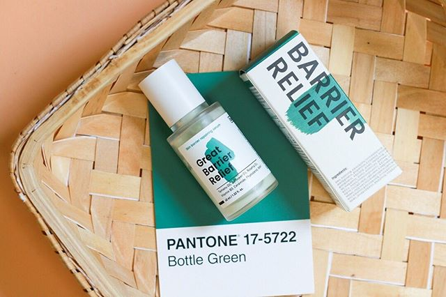 Skincare Skin Barrier Relief