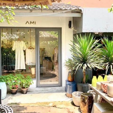 Ami – Ngôi nhà cho những cô nàng có gu thời trang tinh tế và sang trọng