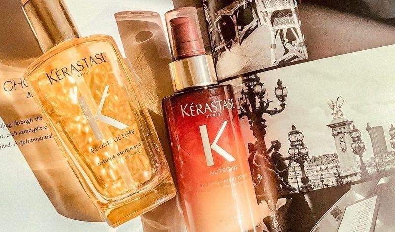Kérastase – thương hiệu chăm sóc tóc xịn sò nàng bỏ túi ngay
