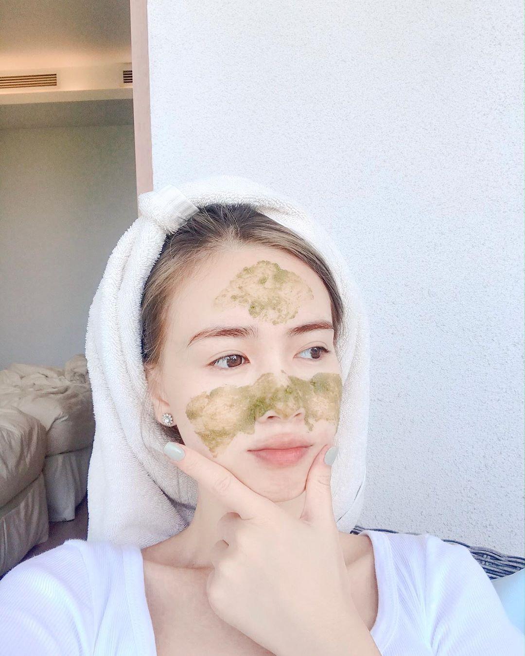mặt nạ rửa