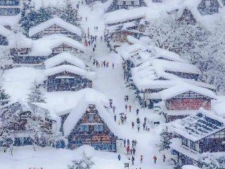 8 điểm ngắm tuyết đẹp nhất Châu Á phải bỏ túi cho Giáng Sinh năm nay