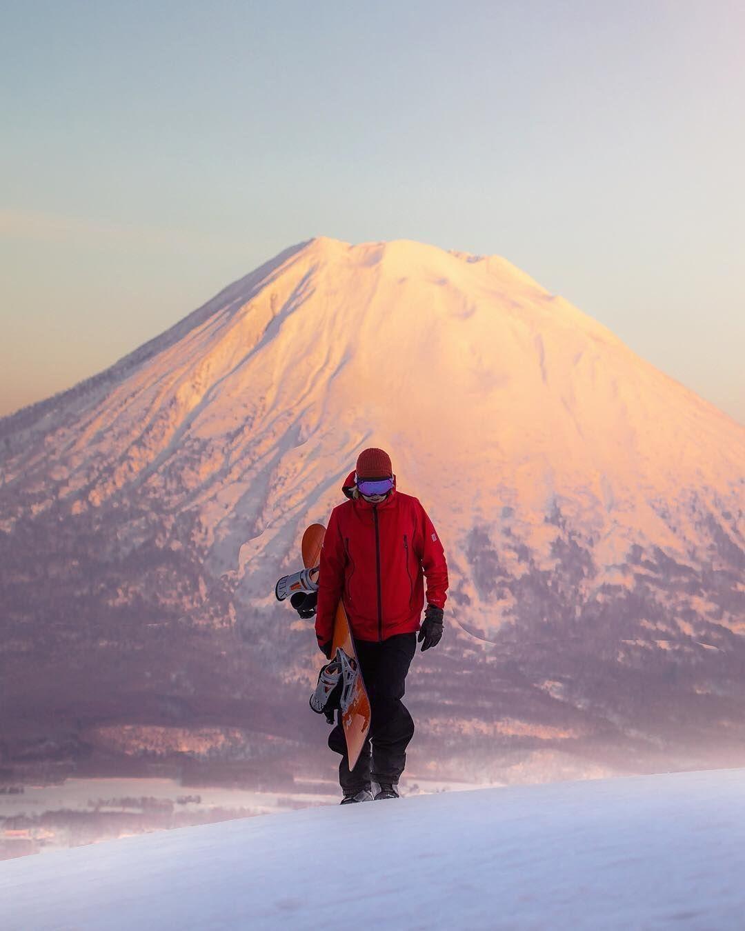 Địa Điểm Du Lịch Ngắm Tuyết Nhật
