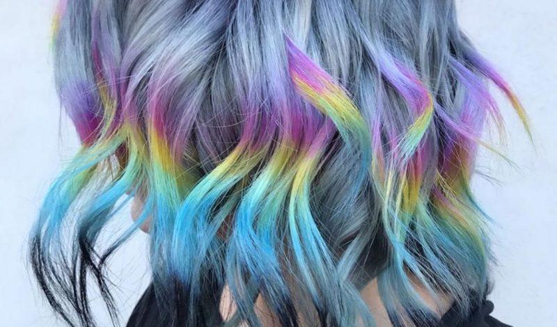 Bạn đã từng thử tóc kiểu Graffiti?