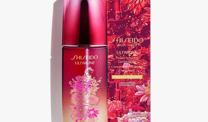 Shiseido Ultimune Power Infusing Concentrate – cái tên dành riêng cho mùa lễ hội năm nay