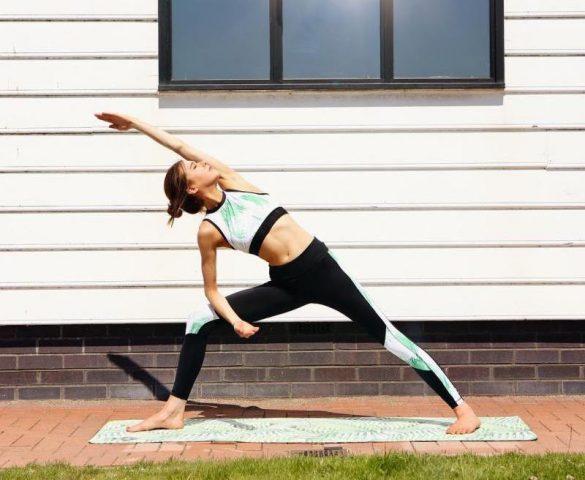 15 phút Pilates chính xác là cách giảm mỡ bụng cấp tốc mà bạn cần lúc này!