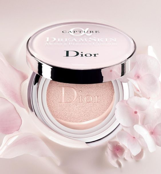Capture Dreamskin Dreamskin fresh & perfect cushion broad spectrum spf 50 - The collections - Skincare | DIOR
