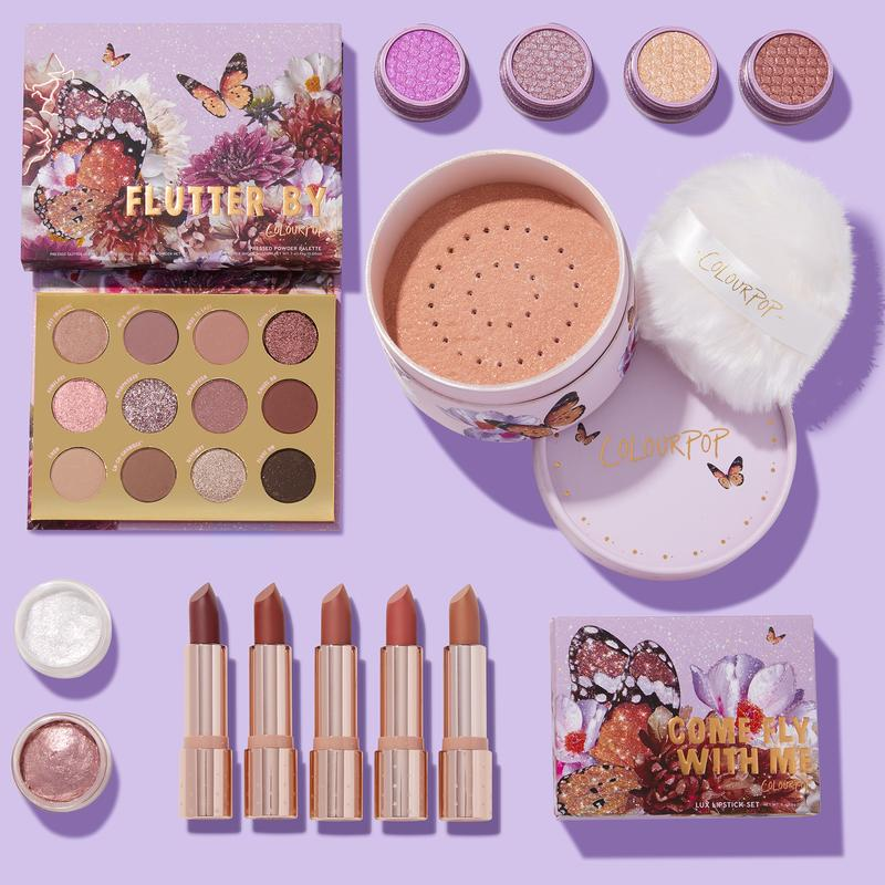 Image result for colourpop butterfly collection