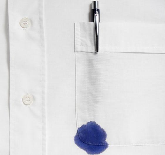Tache de stylo - comment enlever l'encre du stylo - Tout pratique