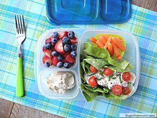 Thực đơn Eat Clean giảm mỡ bụng sau 7 ngày cho phụ nữ, học sinh