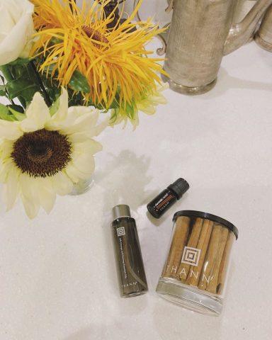 Những sản phẩm chứa đựng liệu pháp mùi hương thư giãn từ đất Thái