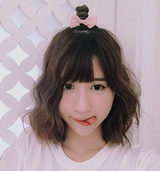 tóc đẹp ngày Tết