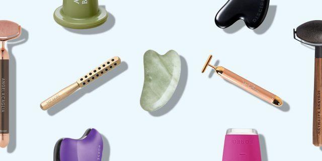 Xua tan căng thẳng và giúp làn da thêm đẹp với 5 dụng cụ massage mặt sau