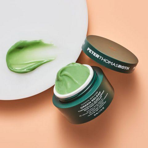 Peter Thomas Roth Green Releaf Therapeutic Sleep Cream dòng kem dưỡng da ban đêm chống lão hóa hiệu quả
