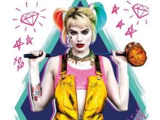 """Đây chính xác là màu phấn mắt """"nàng Harley Quinn"""" Margot Robbie dùng trên thảm đỏ """"Birds of Prey"""""""