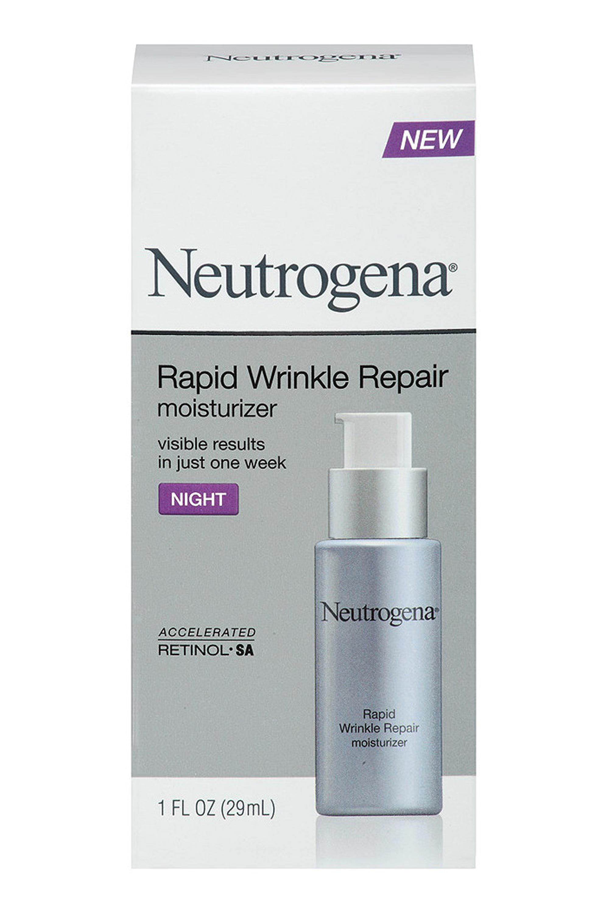 kem dưỡng da ban đêm Neutrogena Rapid Wrinkle Repair Night Moisturizer