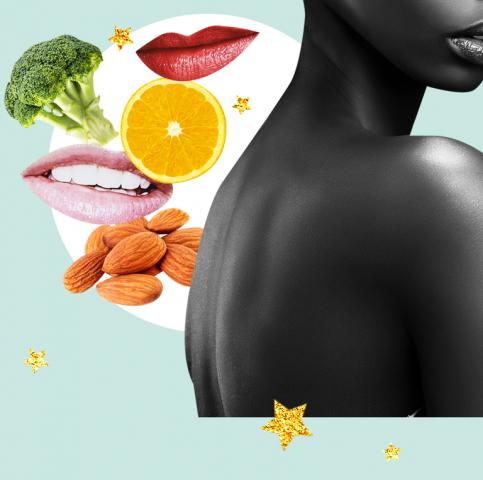 Theo các bác sĩ da liễu, đâu là những thực phẩm giúp da khoẻ và sạch mụn?