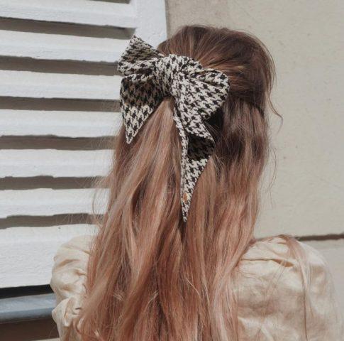 Xinh lung linh quyến rũ chàng ngày Valentine với 4 cách tạo kiểu tóc cùng dây ruy băng