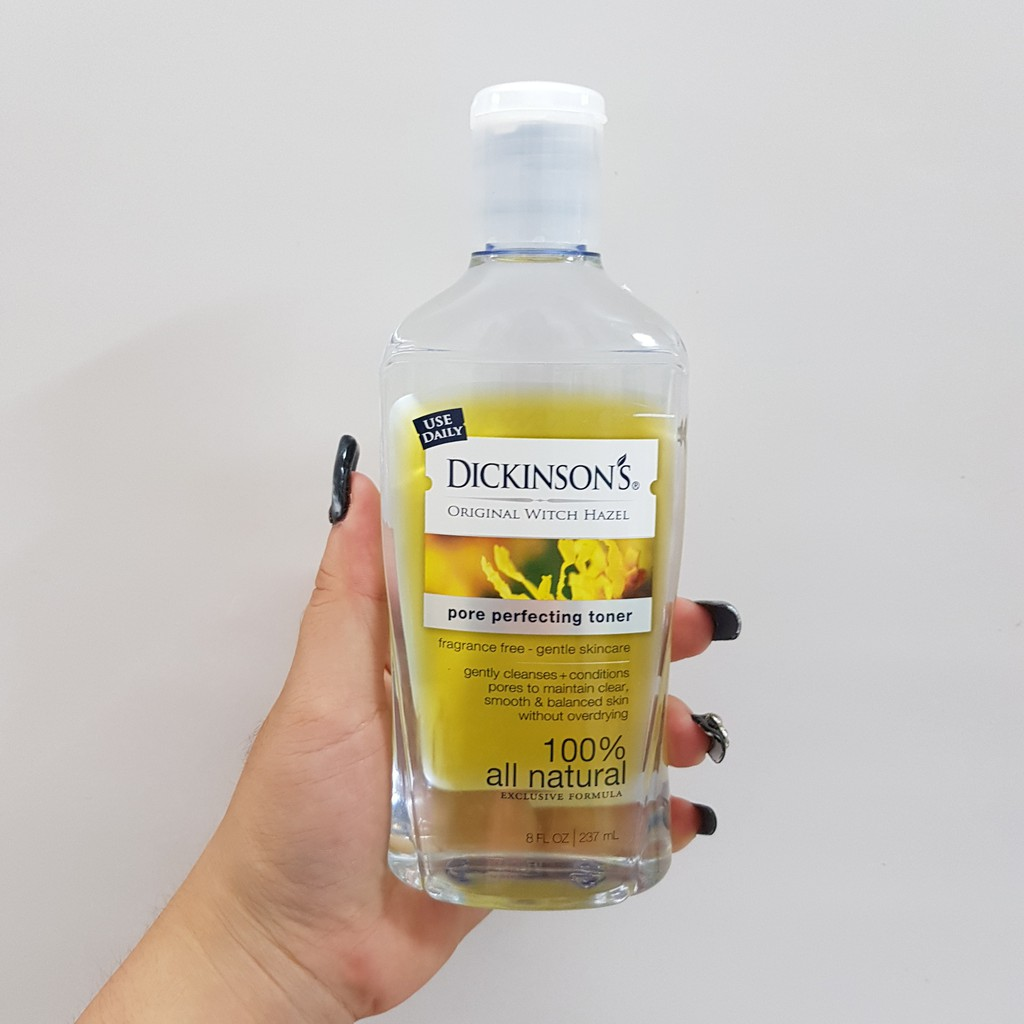 Toner Dickinson's Yellow Label Original Witch Hazel Pore Perfecting