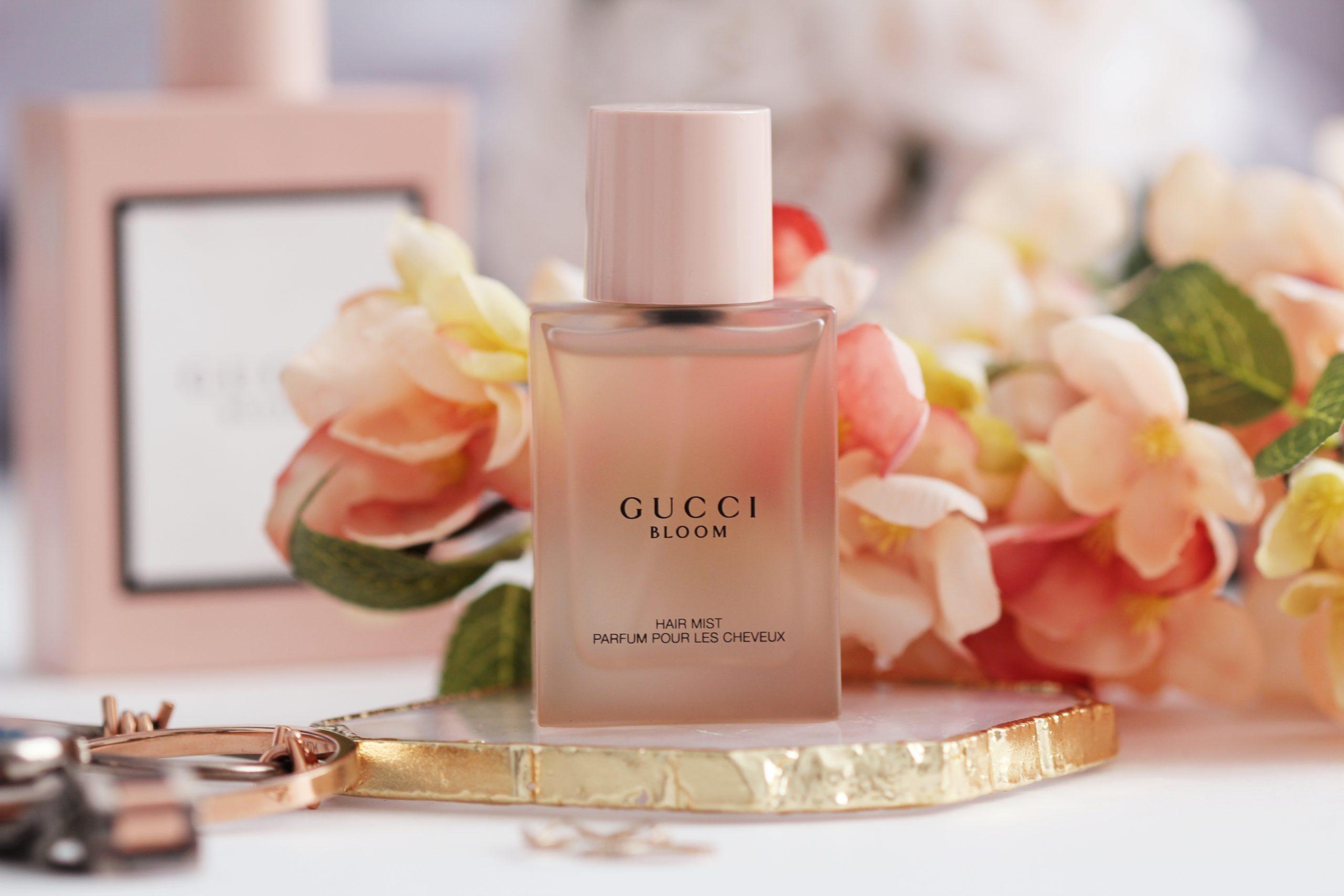 Nước hoa cho tóc nữ