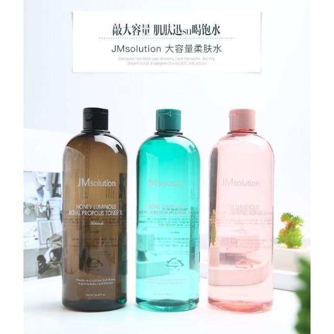 Nước hoa hồng JM Solution 3 màu dành cho mọi loại da