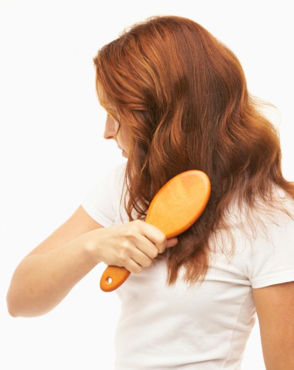 Kết quả hình ảnh cho brushing hair