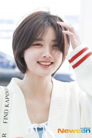 _ Ý tưởng cho mái tóc ngắn từ các idol Hàn mà bạn nên thử diện một lần