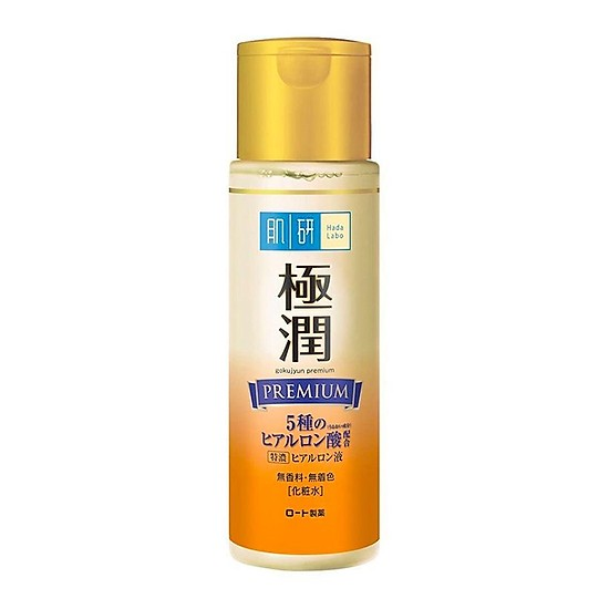 Dung dịch HADA LABO GOKUJYUN PREMIUM LOTION