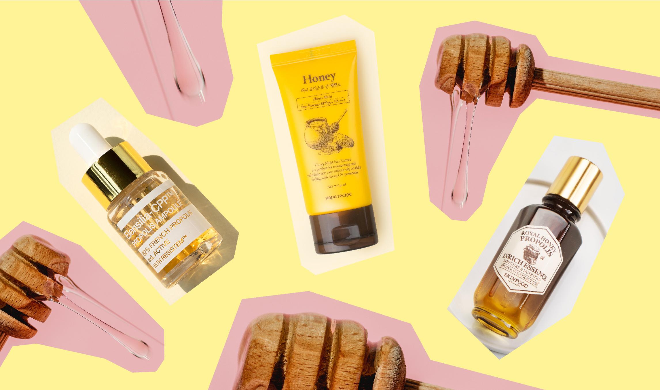 Có nên bôi mật ong thô trực tiếp lên da?