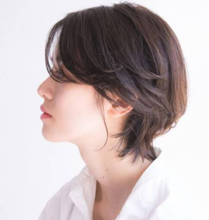 Tóc ngắn layer là gì