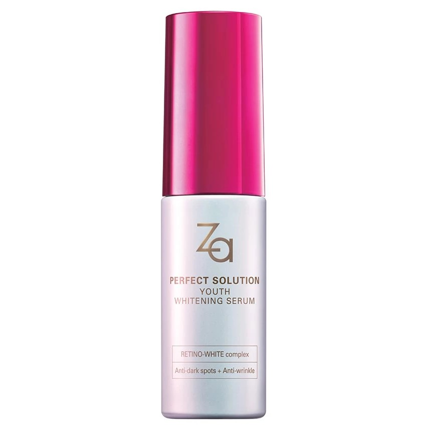 Serum Za Perfect Solution Youth Whitening Serum 30mL