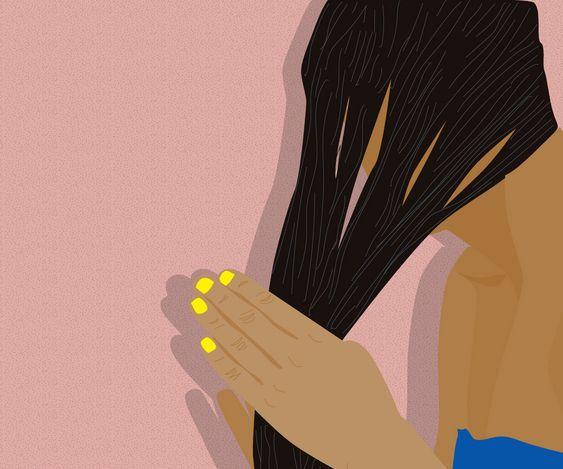 Bước 3. Gội sạch và dùng dầu xả tóc